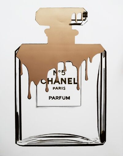 Louis-Nicolas Darbon, 'GOLD MELTING CHANEL No5', 2019
