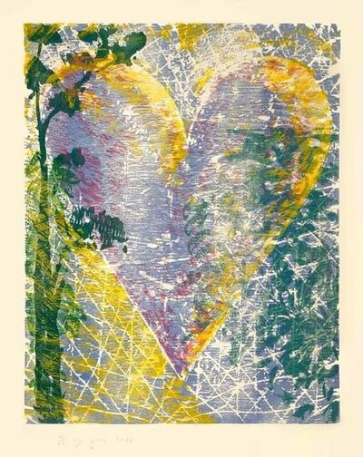 Jim Dine, 'Lakeside', 1998