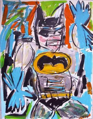 Helder Batista, 'Batman', 2018