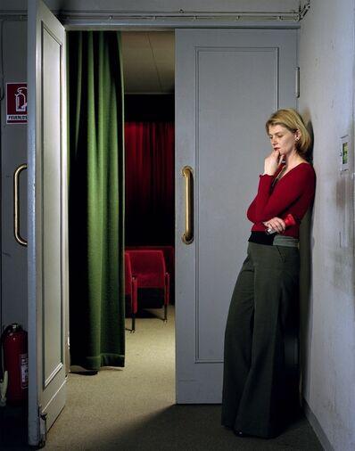 Teresa Hubbard and Alexander Birchler, 'Arsenal, woman at entrance', 2000
