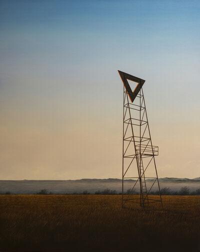 Adam Nudelman, 'Sometimes every word has been taken', 2017