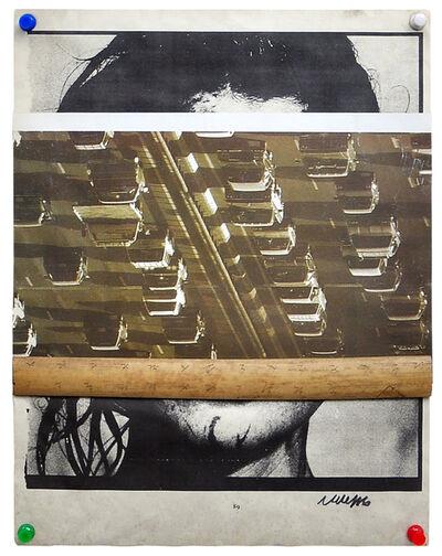 Roberto Chabet, 'Untitled (Head Series)', 1986