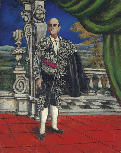 Antonio Berni, 'El torero calvo', 1928
