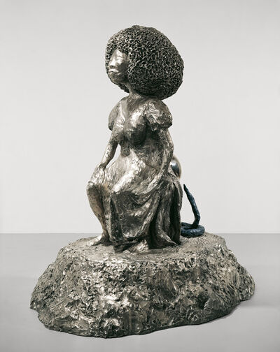 Chris Ofili, 'Silver Moon', 2005