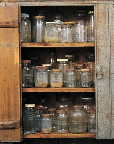 "Kate Ericson and Mel Ziegler, '""Grandma's Cupboard"" '"