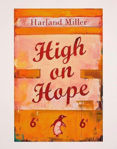 Harland Miller, 'High on Hope ', 2019