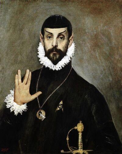 Antonio Del Prete, 'Vulcan, Circa 1584', 2013
