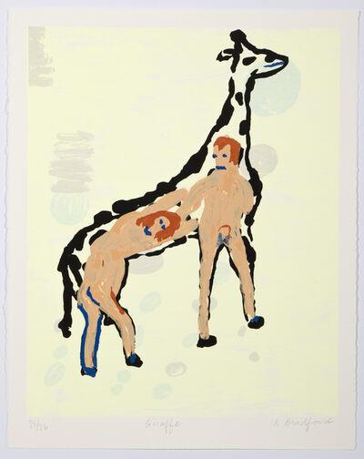 Katherine Bradford, 'Giraffe', 2016
