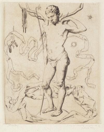 Julian Alden Weir, 'Arcturus', 1893