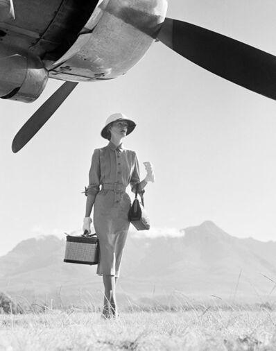 Norman Parkinson, 'The Art of Travel II, Vogue', 1951