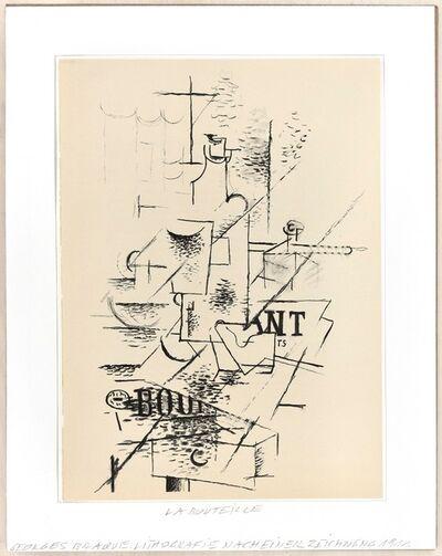Georges Braque, 'La Bouteille', 1963