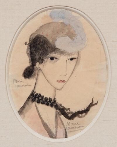 Marie Laurencin, 'Autoportrait', 1912