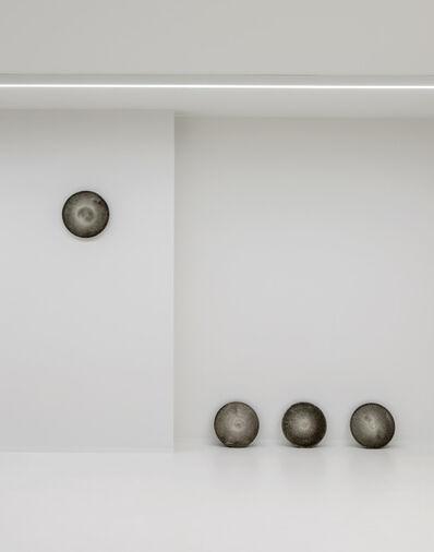 Ann Veronica Janssens, 'Hubcaps', 2000
