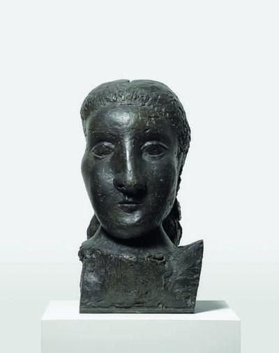 Pablo Picasso, 'Tête de femme (Dora) (Head of a Woman, Dora)', 1941