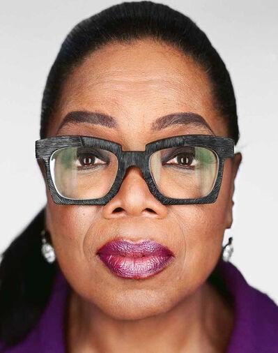 Martin Schoeller, 'Oprah Winfrey', 2017