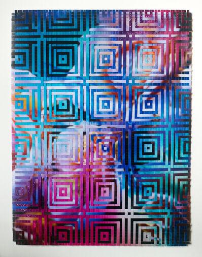 Lala Abaddon, 'Riddled Rosa', 2017