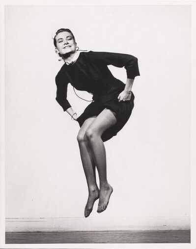 Philippe Halsman, 'Grace Kelly Jump', 1954