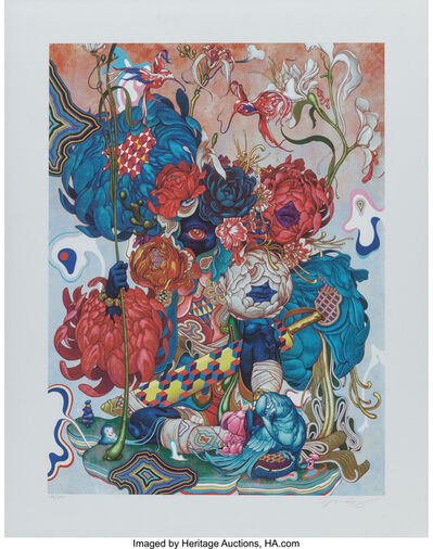 James Jean, 'Maquerade', 2016