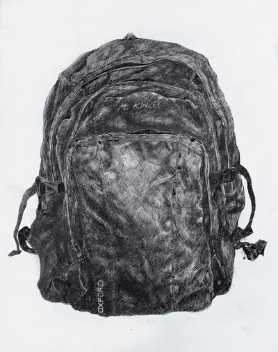 Miran Šabić, 'Backpack', 2017