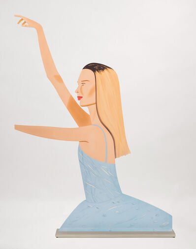 Alex Katz, 'Dancer 2 (Cutout) ', 2020