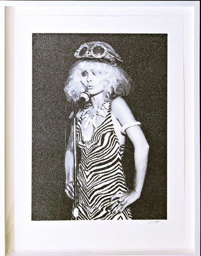 Bob Gruen, 'Debbie Harry, Max's Kansas City, 1976 (Blondie)', 2018