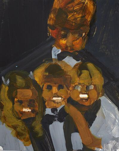 Anna Navasardian, 'Trump Family Values 1', 2017