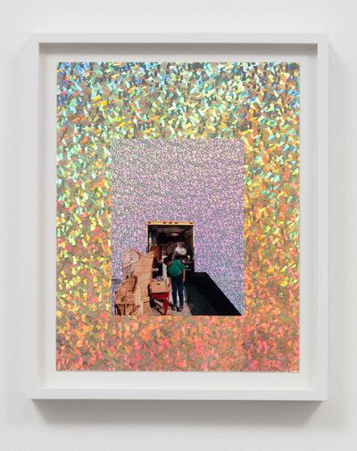 Sadie Barnette, 'Untitled (Moving Day)', 2018