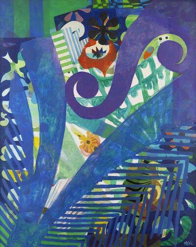 Eileen Forrester Agar, 'Tropic of Music', 1969