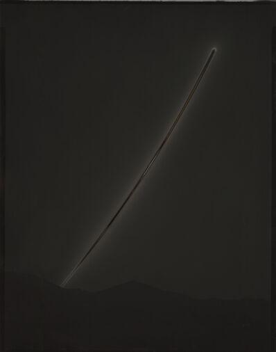 Chris McCaw, 'Sunburned GSP #883 (Mojave)', 2015