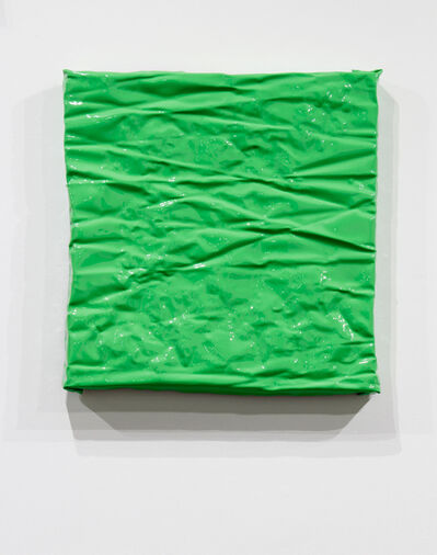 Tim Ebner, 'Untitled (lime)', 2018