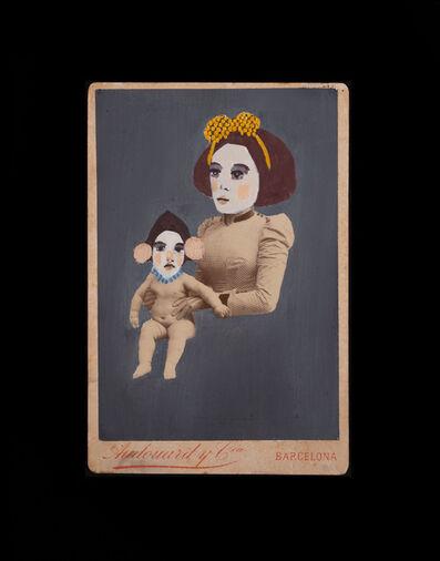 Andrea Lería, 'Archivum -selfies-, Selfie #1', 2019