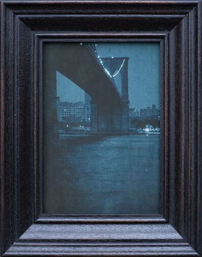 Jefferson Hayman, 'Brooklyn Bridge Nocturne'