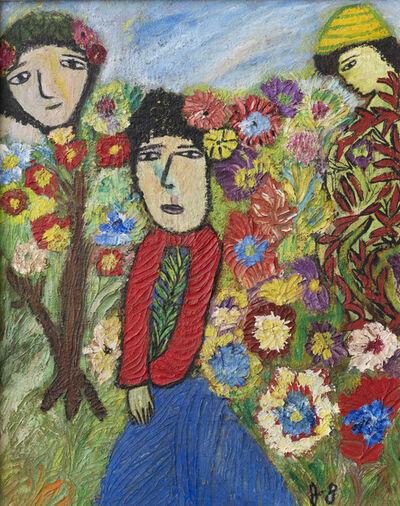 Janet Sobel, 'Untitled', ca. 1943