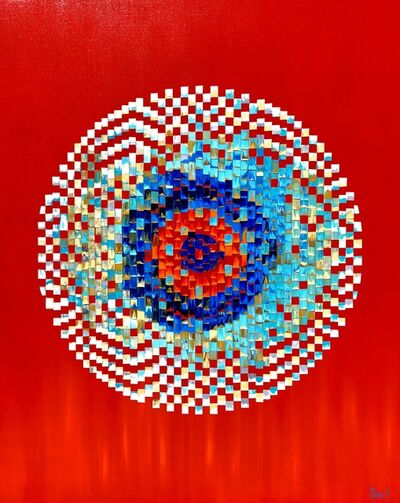 Nina K., 'Seeing Red'