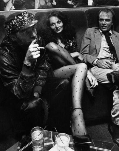 Ron Galella, 'Diane von Furstenberg at Studio 54, New York', 1978