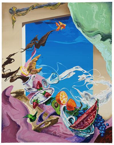 Lennart Grau, 'breakfast light', 2020