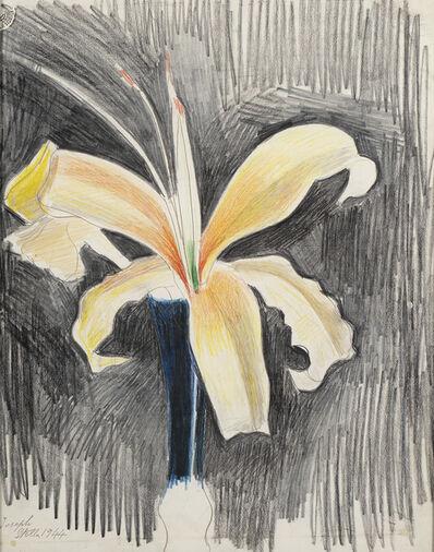 Joseph Stella, 'Yellow Lily', 1944