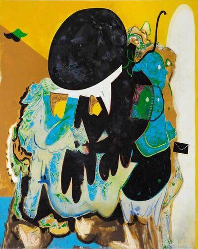 Scott Anderson, 'Scorpio Gang Dance', 2014