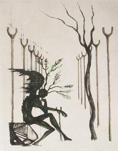 Salvador Dalí, 'Le Vitrail', 1968