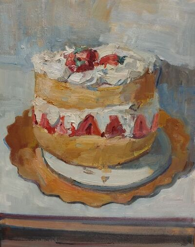Mikael Olson, 'Strawberry Shortcake', 2019