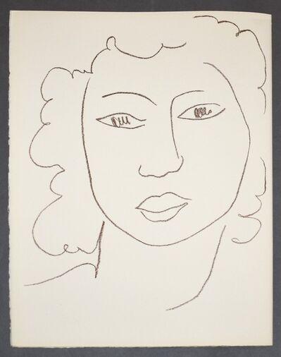 Henri Matisse, 'Marine', 1972