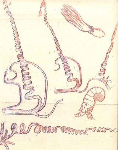 Max Ernst, 'Composition', 1974