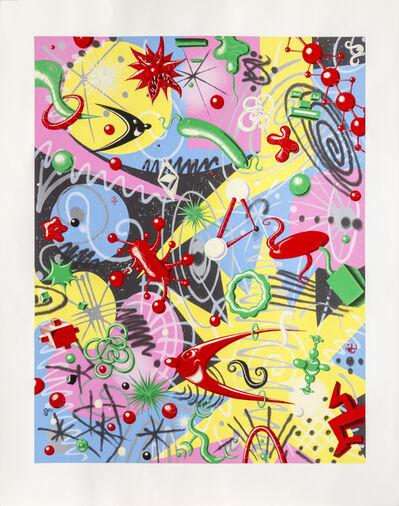 Kenny Scharf, 'Virawow', 1997