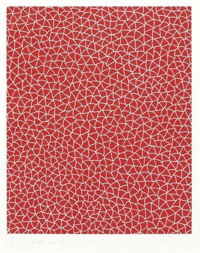 Yayoi Kusama, 'Infinity Nets(YOR)無限の網', 2004