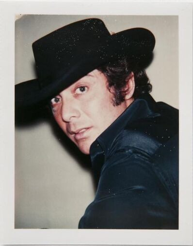 Andy Warhol, 'Andy Warhol, Polaroid Photograph of Paul Anka, 1975', 1975