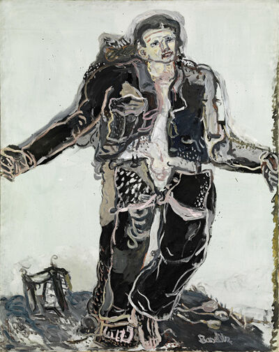 Georg Baselitz, 'The New Type', 1966