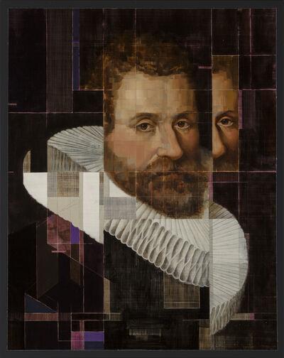 David Crismon, '17th Century Gentleman with Matrix ', 2015
