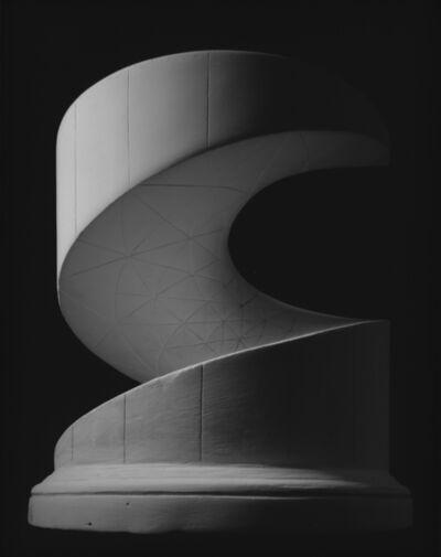 Hiroshi Sugimoto, 'Helicoid: minimal surface', 2004