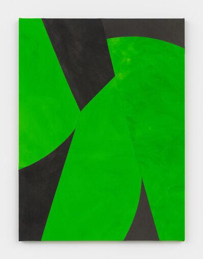 Sarah Crowner, 'Green Wings, Evening Light', 2019