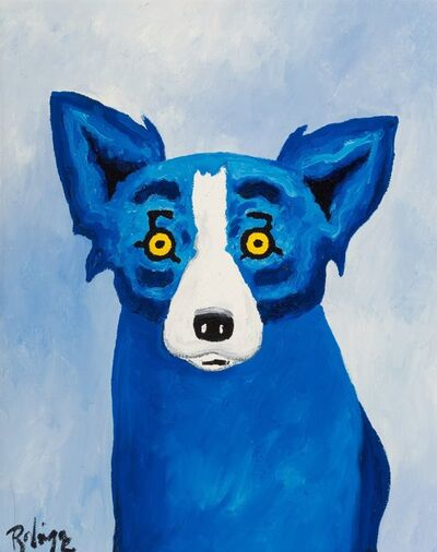 George Rodrigue, 'Blue Dog', 1996